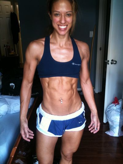 Naked Muscle Girls free
